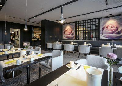 Businesshotel Schempp - Frühstücksbereich
