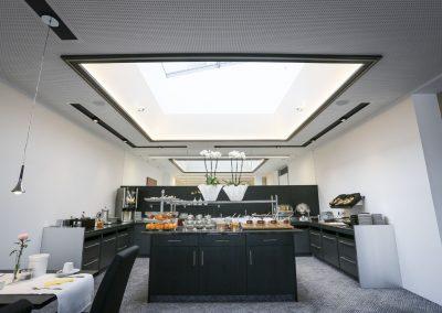 Hotel Schempp - Frühstücksbuffet