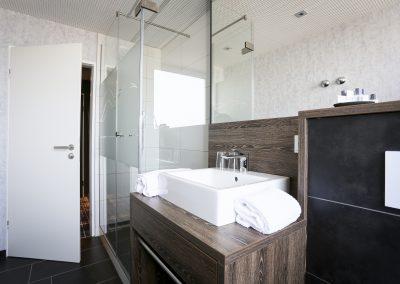 Badezimmer Deluxe und Superior
